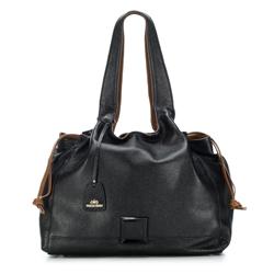 dámská kabelka, černá, 88-4E-353-1, Obrázek 1