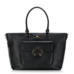 Dámská kabelka, černá, 88-4E-356-1, Obrázek 1