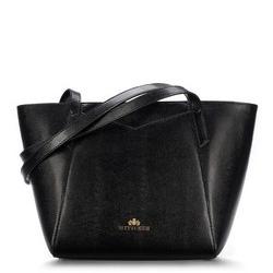 Dámská kabelka, černá, 89-4-308-1, Obrázek 1