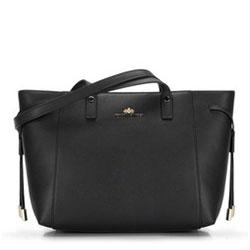 Dámská kabelka, černá, 89-4-515-1, Obrázek 1