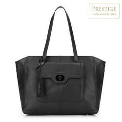 Dámská kabelka, černá, 89-4E-010-1, Obrázek 1