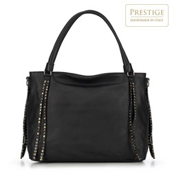Dámská kabelka, černá, 90-4E-003-1, Obrázek 1