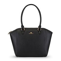 Dámská kabelka, černá, 90-4E-605-1, Obrázek 1