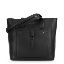 Dámská kabelka, černá, 90-4Y-400-1, Obrázek 1