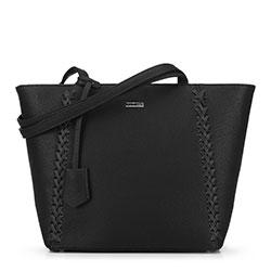 Dámská kabelka, černá, 90-4Y-623-1, Obrázek 1