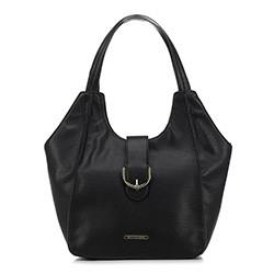 Dámská kabelka, černá, 90-4Y-703-1, Obrázek 1
