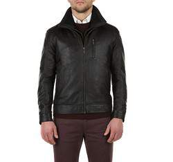 Pánská bunda, černá, 79-09-563-1-M, Obrázek 1