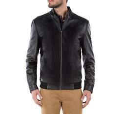 Pánská bunda, černá, 81-09-952-1-XL, Obrázek 1