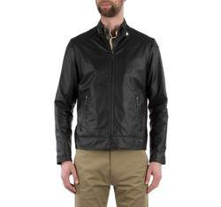 Pánská bunda, černá, 82-09-550-1-XL, Obrázek 1