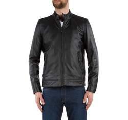 Pánská bunda, černá, 82-09-552-1-S, Obrázek 1