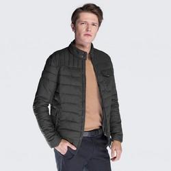 Pánská bunda, černá, 87-9N-450-1-XL, Obrázek 1