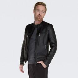 Pánská bunda, černá, 87-9P-151-1-3XL, Obrázek 1