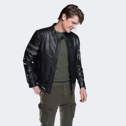 Panská bunda, černá, 88-09-255-1-S, Obrázek 1