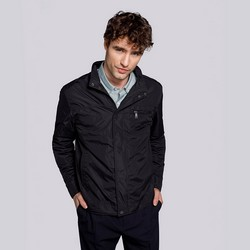 Panská bunda, černá, 92-9N-450-1-2XL, Obrázek 1