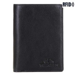 Pánská peněženka, černá, 21-1-020-10L, Obrázek 1
