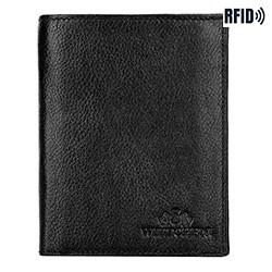 Pánská peněženka, černá, 21-1-027-10L, Obrázek 1