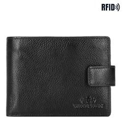 Pánská peněženka, černá, 21-1-038-10L, Obrázek 1
