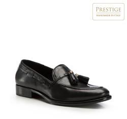 Pánské boty, černá, 86-M-056-1-41, Obrázek 1