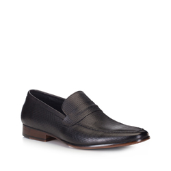 Pánské boty, černá, 88-M-500-1-44, Obrázek 1