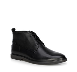 Pánské boty, černá, 89-M-513-1-43, Obrázek 1