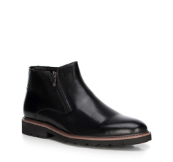 Pánské boty, černá, 89-M-922-1-45, Obrázek 1