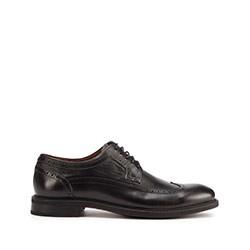 Panské boty, černá, 93-M-912-1-45, Obrázek 1