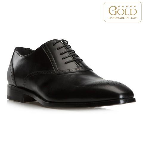Pánské boty, černá, BM-B-571-1-39, Obrázek 1