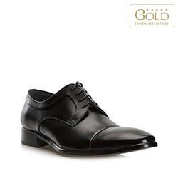 Pánské boty, černá, BM-B-573-1-40, Obrázek 1