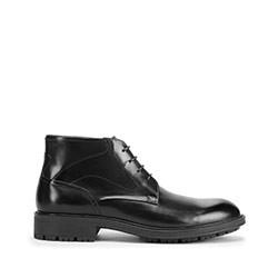 Panské boty, černá, 93-M-523-1-44, Obrázek 1