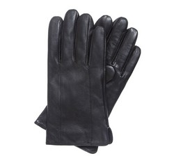 Pánské rukavice, černá, 39-6-711-1-S, Obrázek 1