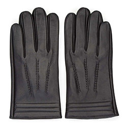 Pánské rukavice, černá, 39-6-718-1-S, Obrázek 1