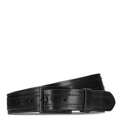 Pánský opasek, černá, 87-8M-326-1-11, Obrázek 1