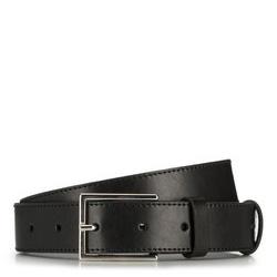 Pánský opasek, černá, 89-8M-319-1-10, Obrázek 1