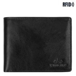 Peněženka, černá, 14-1-262-L11, Obrázek 1