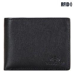 Peněženka, černá, 14-1S-043-1, Obrázek 1