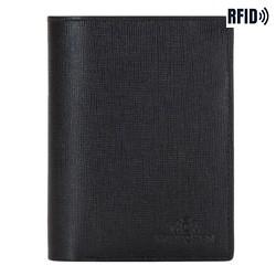 Peněženka, černá, 14-1S-921-1, Obrázek 1