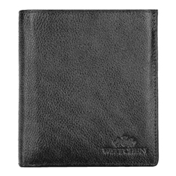 Peněženka, černo-stříbrná, 21-1-139-10L, Obrázek 1