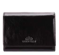 Peněženka na mince, černá, 21-1-070-1, Obrázek 1