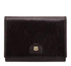 Peněženka na mince, černá, 39-1-070-1, Obrázek 1