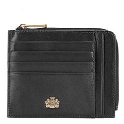 Pouzdro na kreditní karty, černá, 10-2-037-1, Obrázek 1