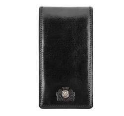 Pouzdro na kreditní karty, černá, 39-2-170-1, Obrázek 1