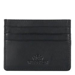 Pouzdro na kreditní karty, černá, 89-2-002-1, Obrázek 1