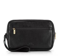 Příruční taška s poutkem, černá, 16-3-004-1, Obrázek 1