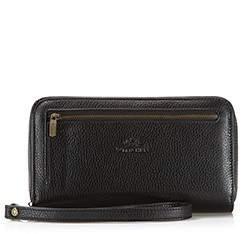 Příruční taška s poutkem, černá, 17-3-732-1, Obrázek 1
