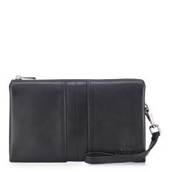Příruční taška s poutkem, černá, 20-1-014-1, Obrázek 1