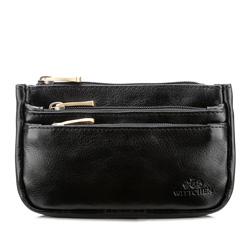 Příruční taška s poutkem, černá, 21-2-016-1, Obrázek 1