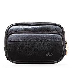 Příruční taška s poutkem, černá, 21-3-090-1, Obrázek 1