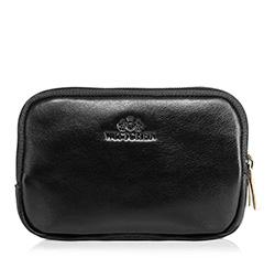 Příruční taška s poutkem, černá, 21-3-091-1, Obrázek 1