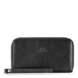 Příruční taška s poutkem, černá, 21-3-120-1, Obrázek 1