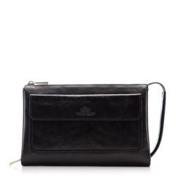 Příruční taška s poutkem, černá, 21-3-375-1, Obrázek 1